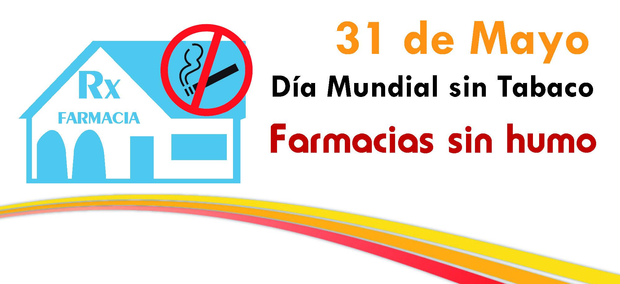 Día Mundial Sin Tabaco | ANAFARMEX