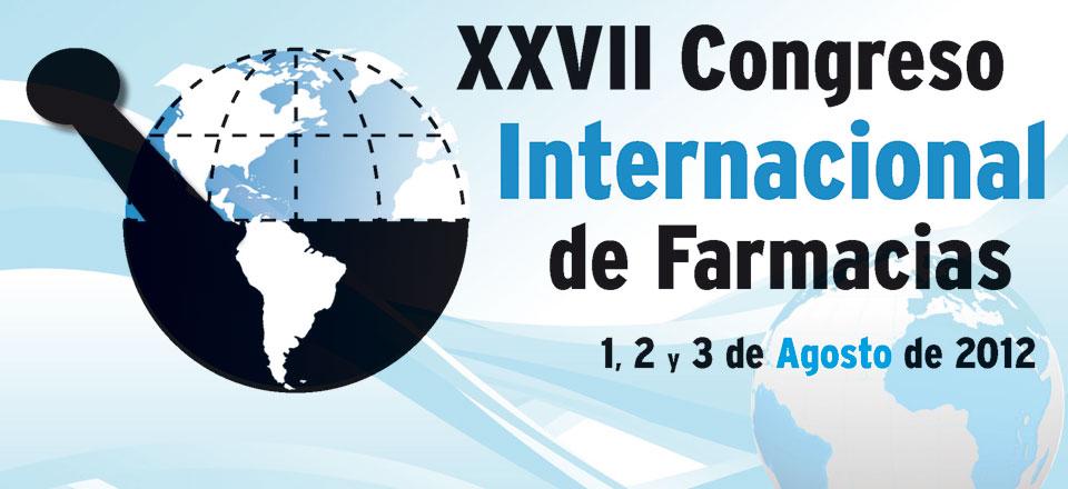 XXVII Congreso Internacional de Farmacias
