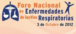 Foro Nacional de Enfermedades de las Vías Respiratorias