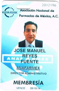 Credencial de Membresía