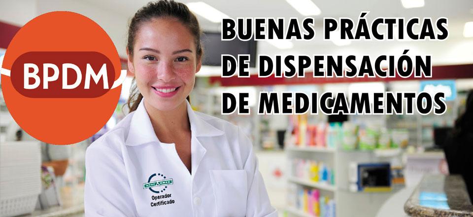Buenas Prácticas de Dispensación de Medicamentos. | ANAFARMEX