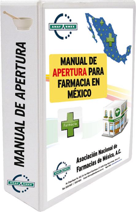 Manual de Apertura para Farmacia en México