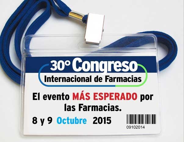 30° Congreso Internacional de Farmacias