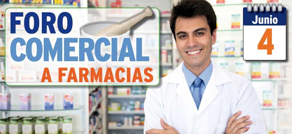 Foro Comercial a Farmacias