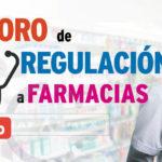 Foro de Regulación a Farmacias