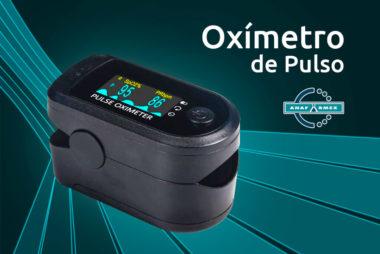 Oxímetro de Pulso