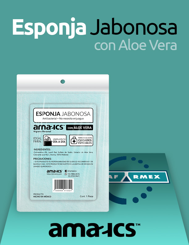Esponja Jabonosa