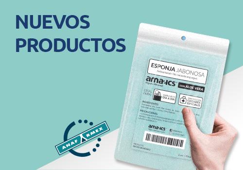 Nuevos Productos Anafarmex