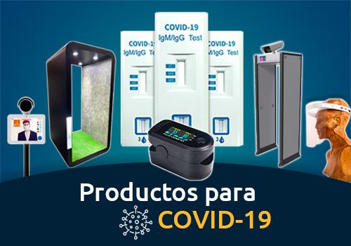 Productos para COVID-19