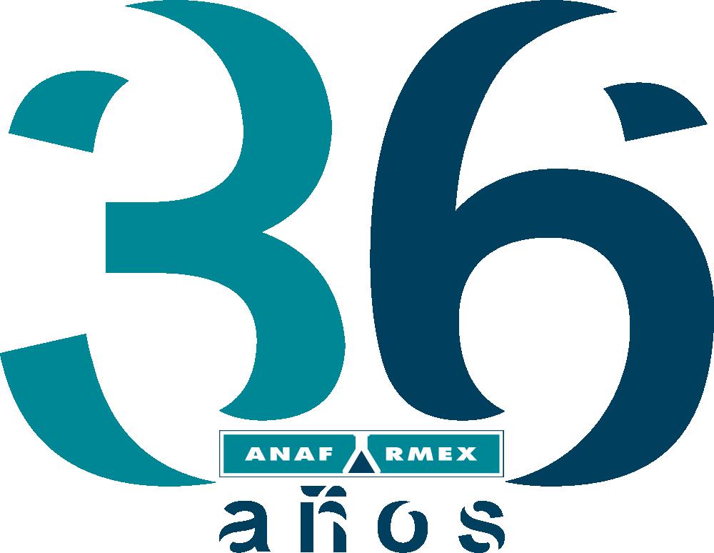 36 years Anafarmex