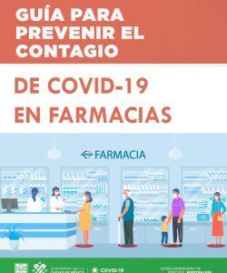 Guía para prevenir contagio